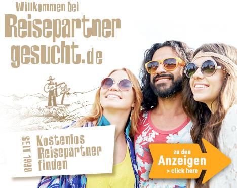 Startseite - Reisepartner gesucht, Suche Urlaubsbegleitung, Suche Reisebegleitung